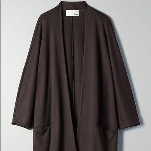 Aritzia Zlata Sweater Cardigan